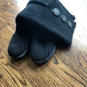 Adorable black UGG boots ◈ EUC